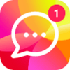 InMessage - Chat meet dating icon