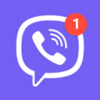Viber Messenger - Free Video Calls Group Chats icon